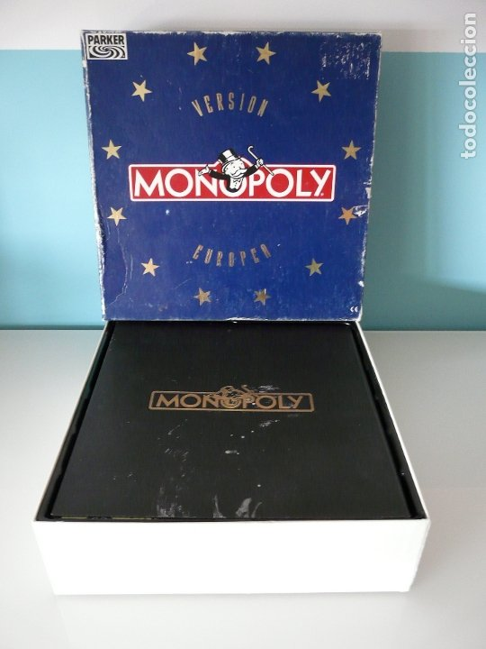Juegos de mesa: MONOPOLY VERSIÓN EUROPEA - PARKER 1991 - ULTRARRARO - CON ECUS - Foto 12 - 178305023