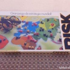 Juegos de mesa: ANTIGUO JUEGO RISK , DE BORRAS, COMPLETO. Lote 178338530