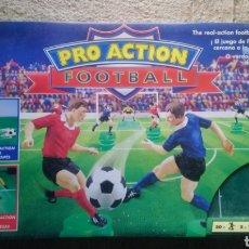Juegos de mesa: PRO ACTION FUTBOL. Lote 178751372