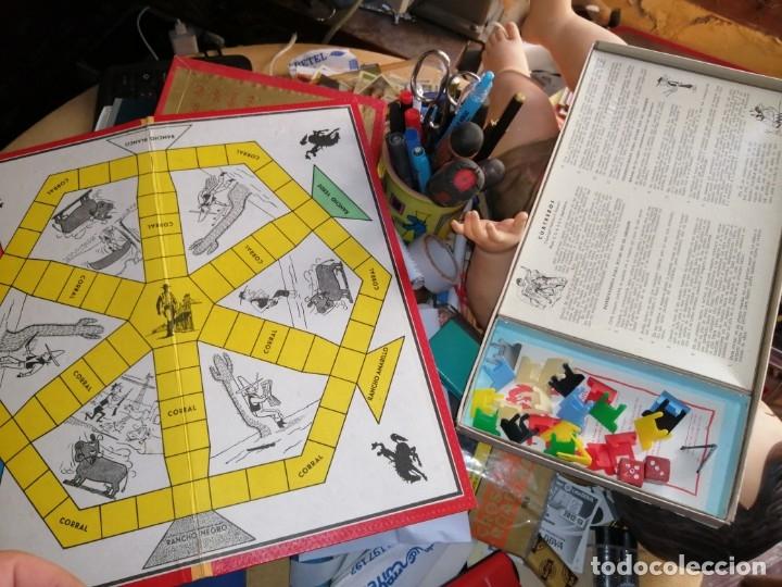 Juegos de mesa: CUATREROS JUEGOS CRONE BARCELONA AÑOS 50 - Foto 4 - 178769053
