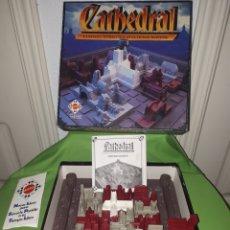 Juegos de mesa: CATHEDRAL JUEGO DE MESA 1989 MATTEL. Lote 178801078
