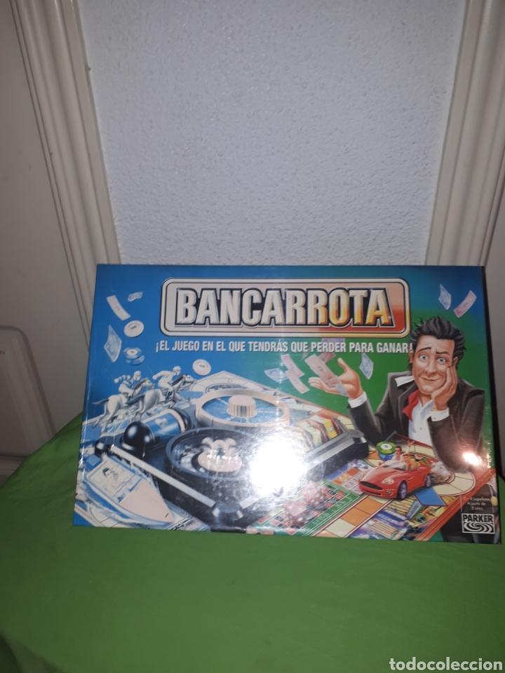 JUEGO DE MESA BANCARROTA DE PARKER 2004 PRECINTADO (Juguetes - Juegos - Juegos de Mesa)