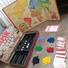 Juegos de mesa: JUEGO DE MESA RISK PARKER. Lote 178828578