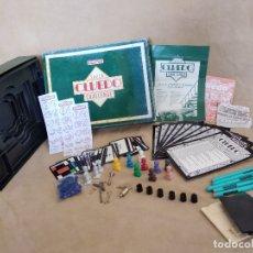 Juegos de mesa: JUEGO VINTAGE, SUPER CLUEDO CHALLENGE, CON CAJA ORIGINAL E INSTRUCCIONES, 1986. Lote 178866120