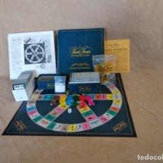 Juegos de mesa: JUEGO DE MESA VINTAGE, TRIVIAL PURSUIT, CON CAJA ORIGINAL E INSTRUCCIONES, GENUS, 1980´S. Lote 178866717