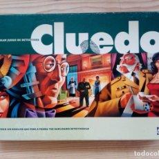 Juegos de mesa: JUEGO DE MESA CLUEDO - PARKER. Lote 178911383