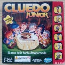 Juegos de mesa: JUEGO DE MESA CLUEDO JUNIOR - HASBRO. Lote 178911517