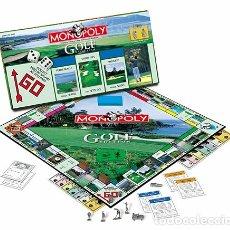 Juegos de mesa: MONOPOLY GOLF USA. Lote 178974636
