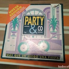 Juegos de mesa: LOTE DE 3 JUEGOS DE MESA: ZIGGURAT, PARTY AND CO Y EL JUEGO DE LA CULTURA. Lote 178986865
