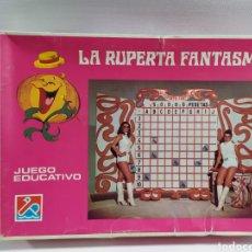 Juegos de mesa: JUEGO EDUCATIVO DE MESA LA RUPERTA FANTASMA. PROGRAMA DE T.V.E. 1,2,3...RESPONDA OTRA VEZ.. Lote 179052317
