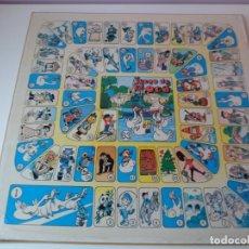 Juegos de mesa: ANTIGUO TABLERO DE LA OCA PARCHIS MARIGÓ MADE IN SPAIN PARA 6 JUGADORES. Lote 179102125