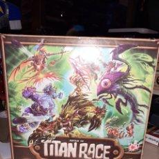 Juegos de mesa: TITAN RACE.FUNFORGE 2015.JUEGO DE ROL.. Lote 179134526