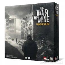 Juegos de mesa: THIS WAR OF MINE: EL JUEGO DE MESA. Lote 179144956