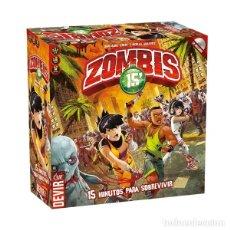 Juegos de mesa: ZOMBIES 15' - JUEGO DE MESA. Lote 179145145