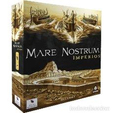Juegos de mesa: MARE NOSTRUM IMPERIOS - JUEGO DE MESA. Lote 179145165