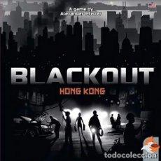 Juegos de mesa: BLACKOUT HONG KONG - JUEGO DE MESA. Lote 179145286