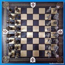 Juegos de mesa: AJEDREZ NOVEDAD. Lote 179148920