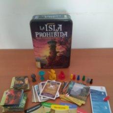 Juegos de mesa: LA ISLA PROHIBIDA - DEVIR. Lote 179154823