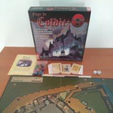 Juegos de mesa: FUGA DE COLDITZ - DEVIR. Lote 179155060