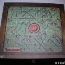 Juegos de mesa: GOL ATÓMICO. CREACIONES INFANSOL. CON PROTECTOR TRANSPARENTE. Lote 179169940