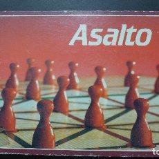 Juegos de mesa: JUEGO ASALTO DE BORRAS COMPLETO. Lote 179189216