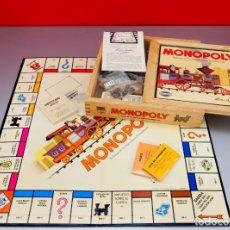 Juegos de mesa: MONOPOLY NOSTALGIA ESPAÑA. Lote 179314980