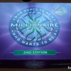Juegos de mesa: MILLONAIRE. Lote 179327553