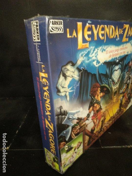 Juegos de mesa: LA LEYENDA DE ZAGORE HASBRO - Foto 4 - 179333872