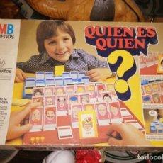Juegos de mesa: QUIEN ES QUIEN DE MB. Lote 179521375