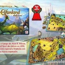 Juegos de mesa: ELFENLAND DELUXE - JUEGO DE MESA. Lote 179605160