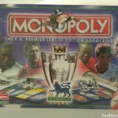 Juegos de mesa: MONOPOLY PREMIER LEAGUE 2000 /2001. Lote 179734381