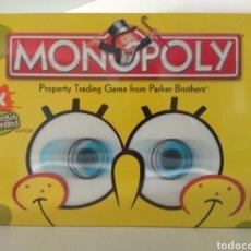 Juegos de mesa: MONOPOLY BOB ESPONJA USA 2005. Lote 179944683