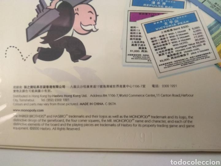 Juegos de mesa: Monopoly Hong Kong edición 2000 - Foto 5 - 179946586
