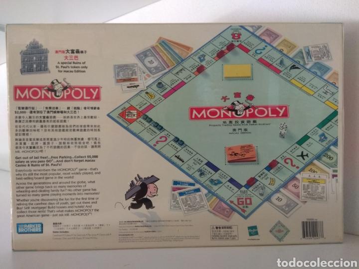 Juegos de mesa: Monopoly Macau Edition 2006 - Foto 2 - 179946875