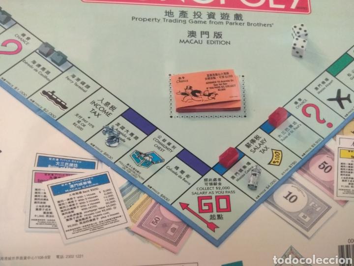 Juegos de mesa: Monopoly Macau Edition 2006 - Foto 3 - 179946875