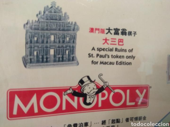 Juegos de mesa: Monopoly Macau Edition 2006 - Foto 4 - 179946875