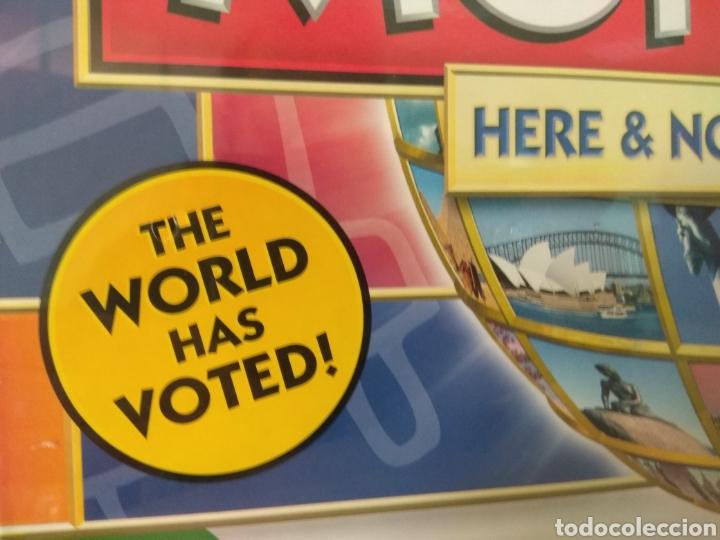Juegos de mesa: Monopoly Edición Mundial votado por el publico en inglés - Foto 3 - 179953093