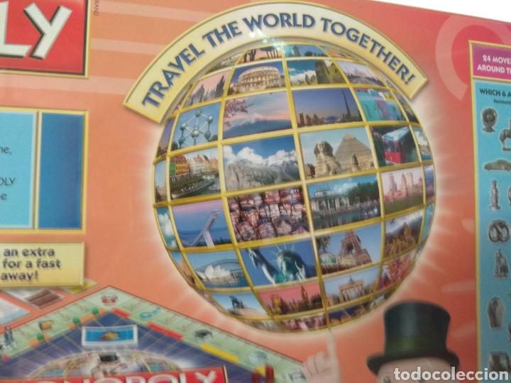 Juegos de mesa: Monopoly Edición Mundial votado por el publico en inglés - Foto 5 - 179953093