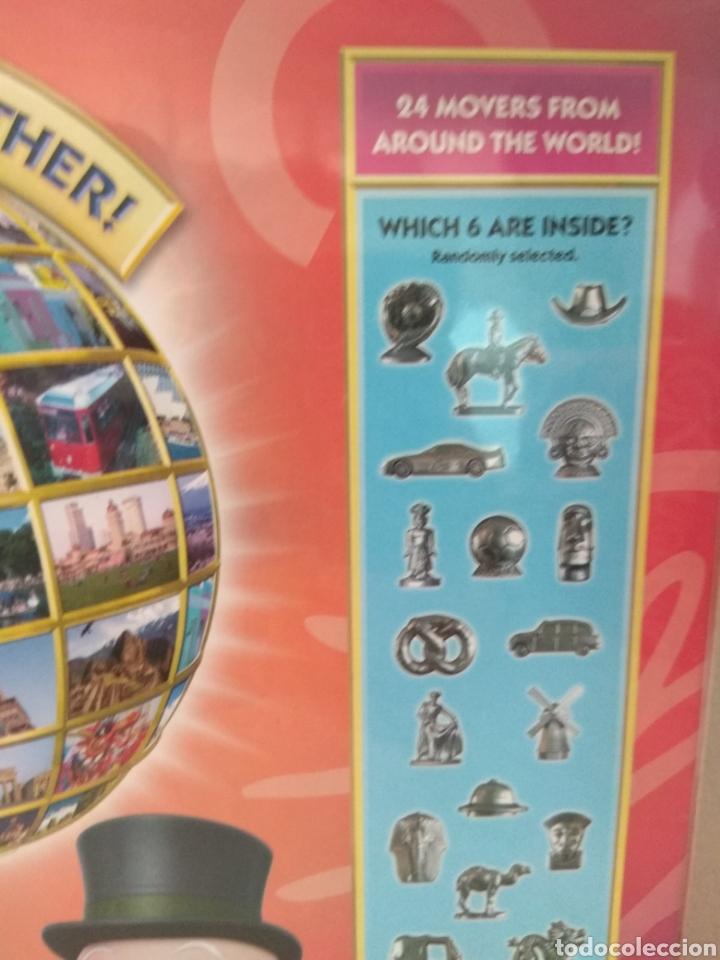 Juegos de mesa: Monopoly Edición Mundial votado por el publico en inglés - Foto 6 - 179953093