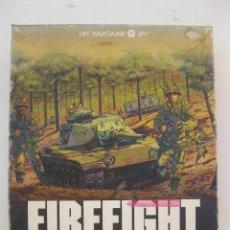 Juegos de mesa: FIREFIGHT - CONFLICTO TÁCTICO AMERICANO/SOVIÉTICO - NAC.. Lote 180014088
