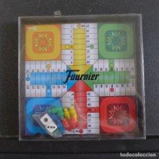 Juegos de mesa: JUEGO PARCHIS MAGNETICO DE FOURNIER . Lote 180032240