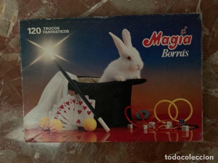 MAGIA BORRAS (Juguetes - Juegos - Juegos de Mesa)
