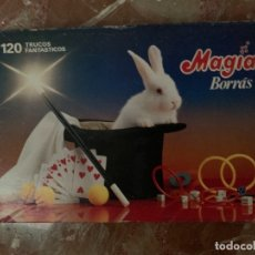 Juegos de mesa: MAGIA BORRAS. Lote 180111965