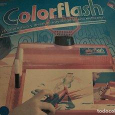Juegos de mesa: JUEGO COLORFLASH. Lote 180112477