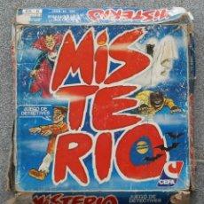 Juegos de mesa: JUEGO DE MESA MISTERIO DE CEFA . Lote 180141521