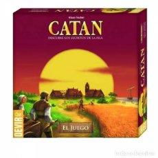 Juegos de mesa: CATAN - JUEGO DE MESA. Lote 180153012