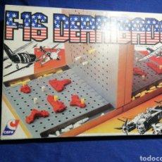 Juegos de mesa: CEFA. F-16 DERRIBADO. BUEN ESTADO. Lote 180211520