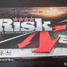 Juegos de mesa: RISK DE PARKER COMPLETO BUEN ESTADO 2008. Lote 180236342