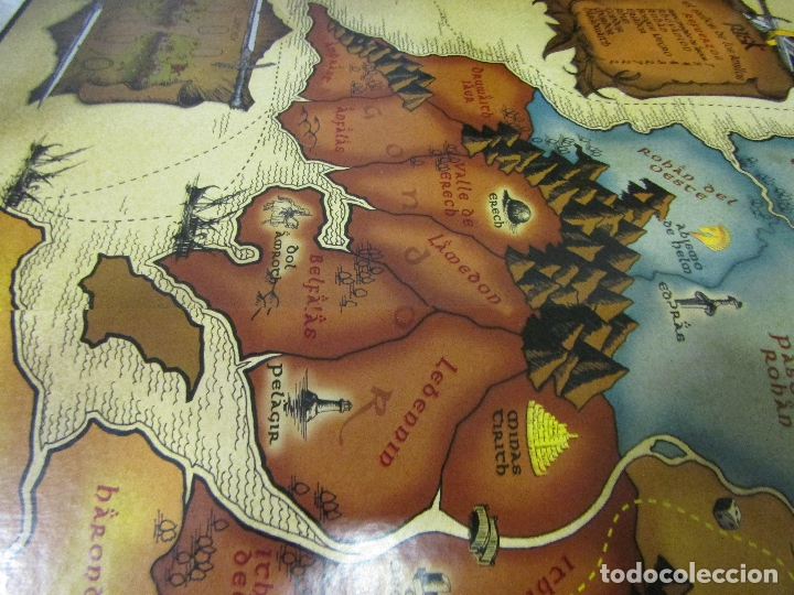 Juegos de mesa: RISK EL SEÑOR DE LOS ANILLOS - COMPLETO - NUEVO - Foto 3 - 180288203