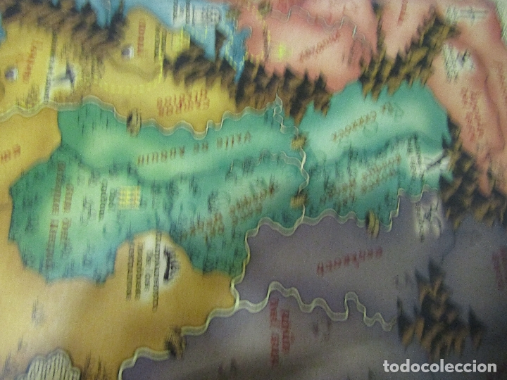 Juegos de mesa: RISK EL SEÑOR DE LOS ANILLOS - COMPLETO - NUEVO - Foto 4 - 180288203